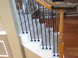 Metal Banister Spindles Quick Installation Guide High Quality Powder Coated Stair Parts
