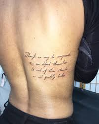 death quote tattoos loved ones 70 best inspirational tattoo quotes for men u0026 women 2018