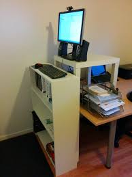 make your own standing desk homesfeed page 750