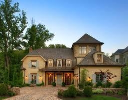 traditional home exteriors home design