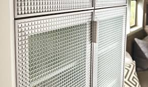 Cabinet Door Mesh Inserts Comfortable Wire Mesh Cabinet Inserts Pictures Inspiration