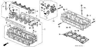 15810 p2r a01 genuine honda valve assy spool