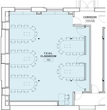 design a classroom floor plan hamilton smith teal classrooms information technology
