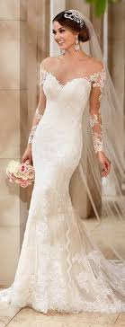 fishtail wedding dress johnson csheerin86 on