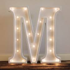 Battery Run Fairy Lights by Little Letter Light Co U0027s Battery Operated White Letter Lights Are