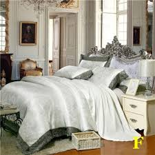 affordable luxury lace bedding sets modal tencel satin jacquard