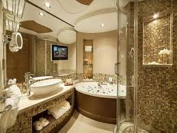 decorated bathroom ideas 68 most superb his and hers bathroom decor green accessories