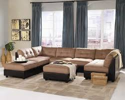 Sectional Sofa Sets C551001 Claude Contemporary Two Tone 8 Modular Sectional
