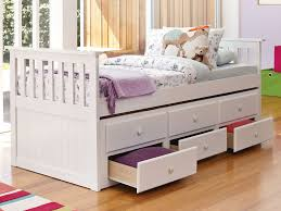 Kids Single Beds For Boys Bed Frame Cheap Bunk Beds Twin Beds For Teenagers Bunk