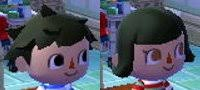 acnl hair animal crossing new leaf hair guide english