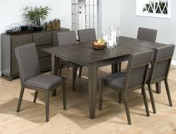 grey dining room chairs grey dining room table love the light grey washed glamorous grey