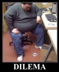 Cd Meme - fat guy cd dilema