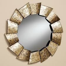 buy decor wonderland milan large framed wall mirror ssm27 at