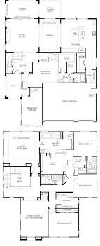 pardee homes floor plans plan 4 gensmart pardee homes