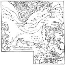 Detailed Map Of Virginia by File Battle Of Hampton Roads Map Png Wikimedia Commons