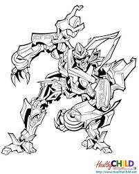 transformer coloring pages printable transformers barricade bot transformers coloring pages