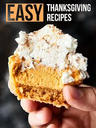 easy thanksgiving recipes 2017 show me the