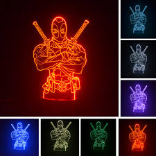 online buy wholesale deadpool lamp from china deadpool lamp