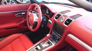 porsche red interior new 2013 porsche boxster s 911 carrera pdk 981 991 powerkit silver