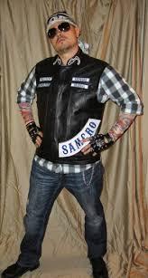 Soa Halloween Costumes Samcro Sons Anarchy Halloween Costume