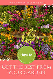 general gardening tips gardens group and board