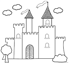 Outclass Collection Of Castle Coloring Pages Coloringpagehub Coloring Pages Castles
