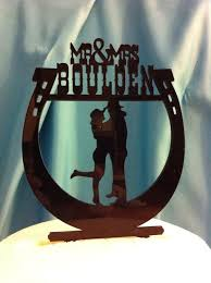 personalized horseshoes 100 best western horseshoes wedding theme images on