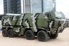armored military vehicles ministry of defence of qatar showed a interest for new armored
