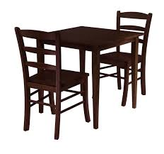 Square Dining Room Table For 4 by Excellent Dining Table And 2 Chairs Set Small Round Kitchen For