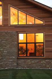 huge options of exterior window designs in different types which