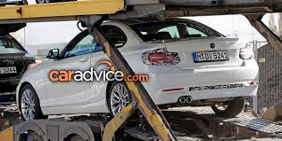 2018 bmw 2 series facelift spied photos 1 of 12
