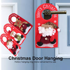 christmas xmas wall door hanging decor ornament home decor
