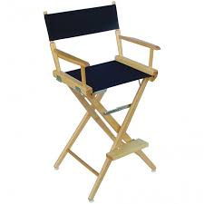 Tall Director Chairs Furniture The Tall Directors Chair For Your Outdoor Relax Chair