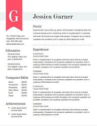 College Interview Resume Template 9 Best Resume Images On Pinterest Free Resume Resume Help And