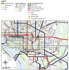 Metrorail Map Plan Calls For Congestion Pricing More Bike Lanes And Expanded