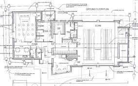 Fire Station Floor Plans Fire Station Sligo