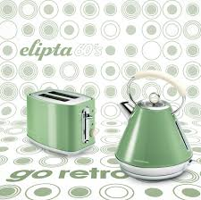 Green Kettles And Toasters Toasters U0026 Kettles Appliances Online Blog