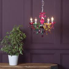 making a chandelier how to make a style statement with coloured chandeliers litecraft