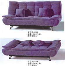 Purple Sofa Bed Sofa Beds And Futons Contemporary With Chrome Legs By Room Dax