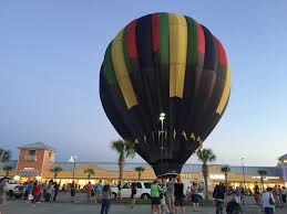 Alabama travel consultant images 2016 beach princess enjoying the gulf coast hot air balloon jpg