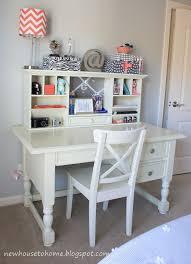 White Girls Desk Best 25 Teen Ideas On Pinterest Bedroom Design