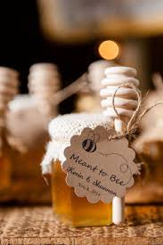 honey wedding favors wedding favors guests will actually use favors bees and honey