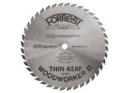 forrest table saw blades woodworker ii 40t 10 x 3 32 kerf