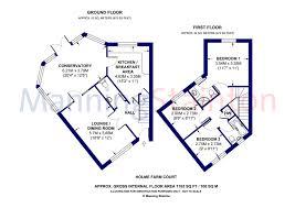 3 bedroom property for sale in holme farm court leeds west