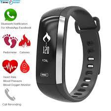 bracelet iphone images Time owner m2 smart bracelet bluetooth notification heart rate jpg