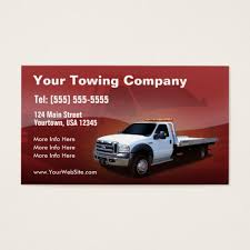 trucking business cards templates zazzle