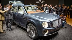 bentley suv price geneva 2012 bentley u0027s new suv top gear