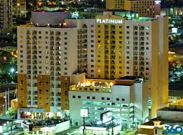Las Vegas Hotels On The Strip Map by Platinum Hotel Las Vegas Las Vegas Condo Hotel
