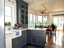 Modern Gray Kitchen Cabinets Pictures Of Kitchens Modern Gray Kitchen Cabinets Gray Kitchen