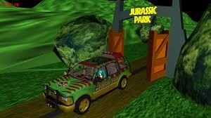 jurassic park tour car jurassic park jungle explorer dl by valforwing on deviantart